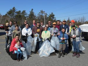 Card Brook Clean Up 2016