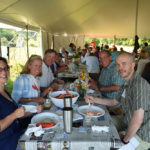 Lobster Dinner 2016. Photo credit Eileen Hall.
