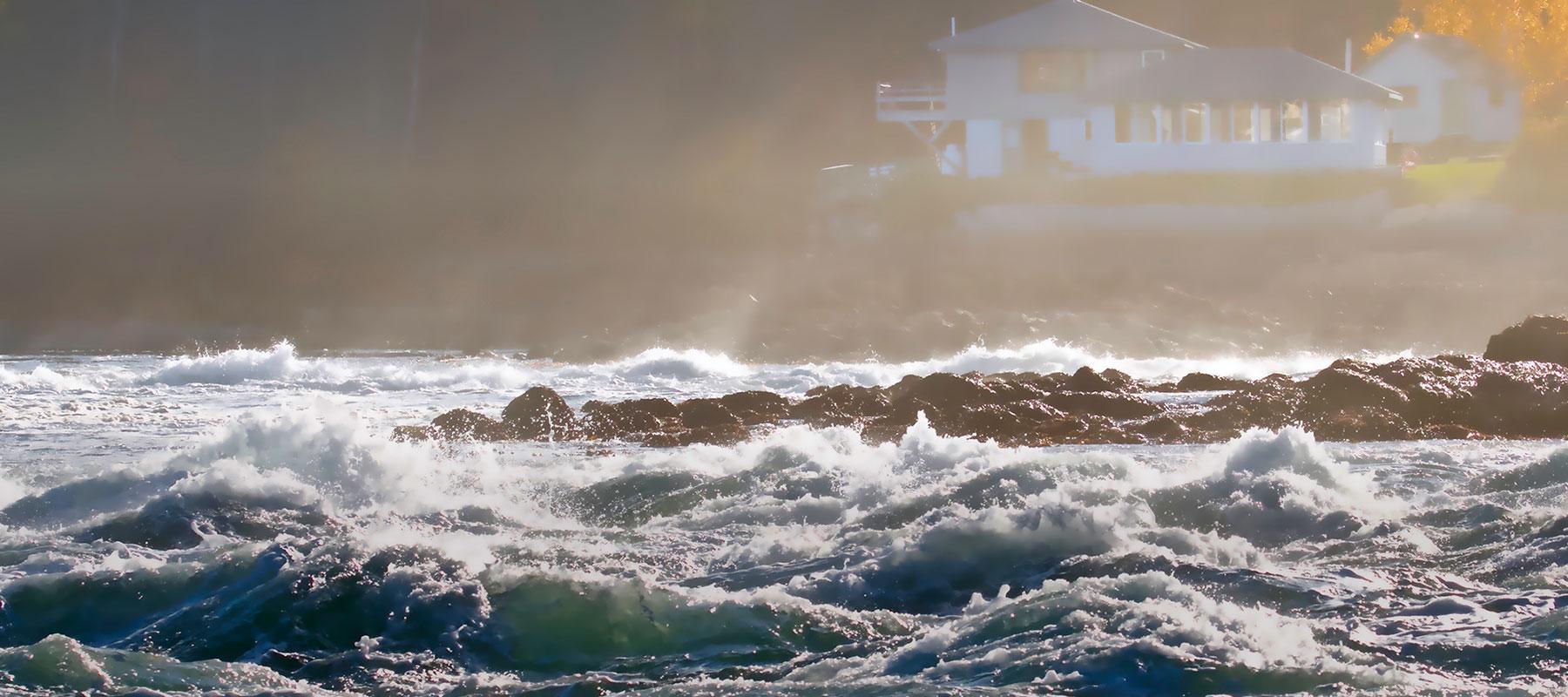 Tidal Falls by Jeff DiBella