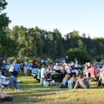 Tidal Falls Monday Music. Photo credit Eileen Hall.