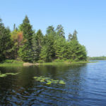 West Bay Pond. Photo credit Bob DeForrest.