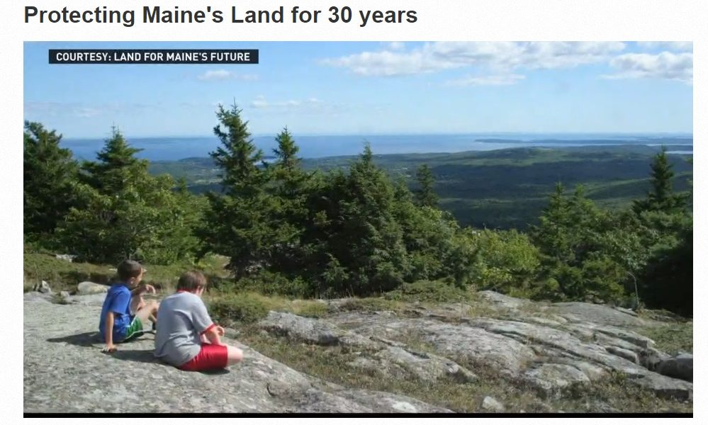 Land for Maine's Future Celebrates 30 Years!