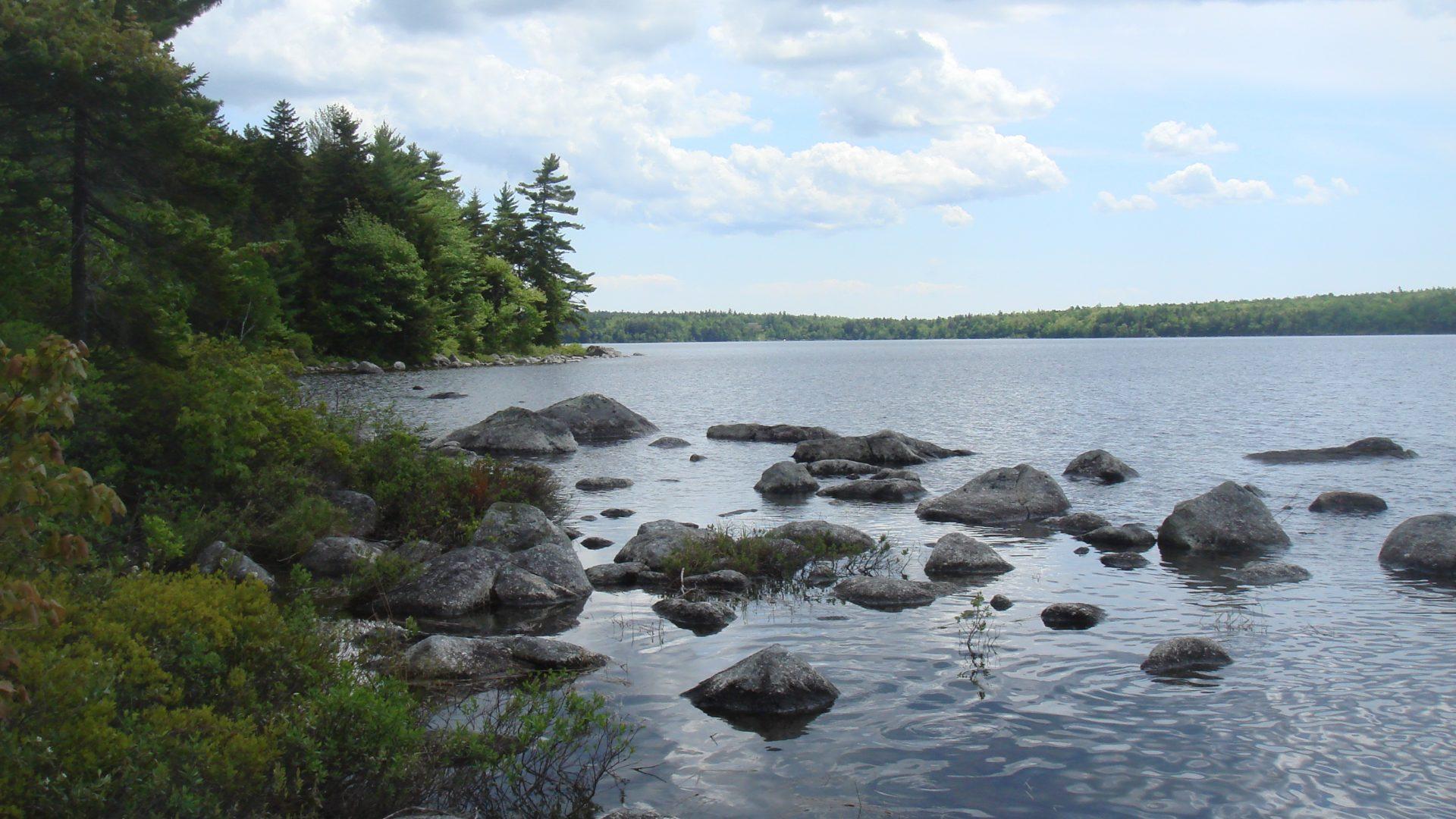 Branch Lake 1