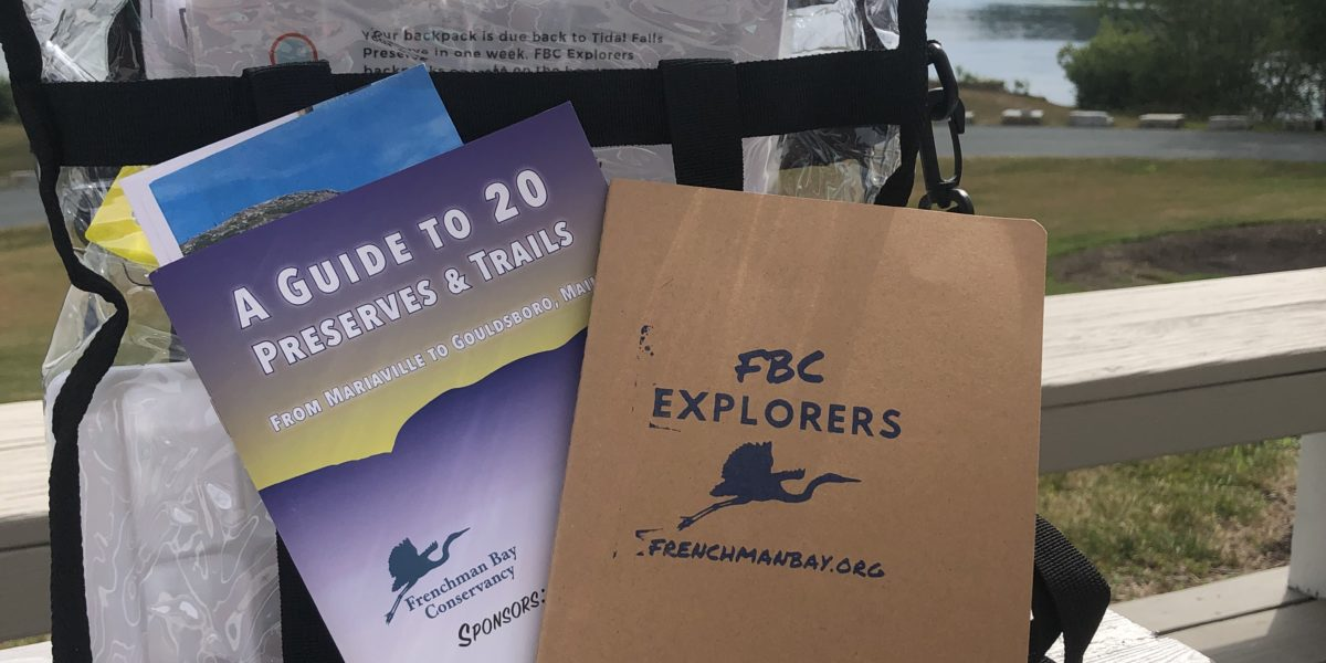 FBC Explorers Backpacks Pickup, August 10–16